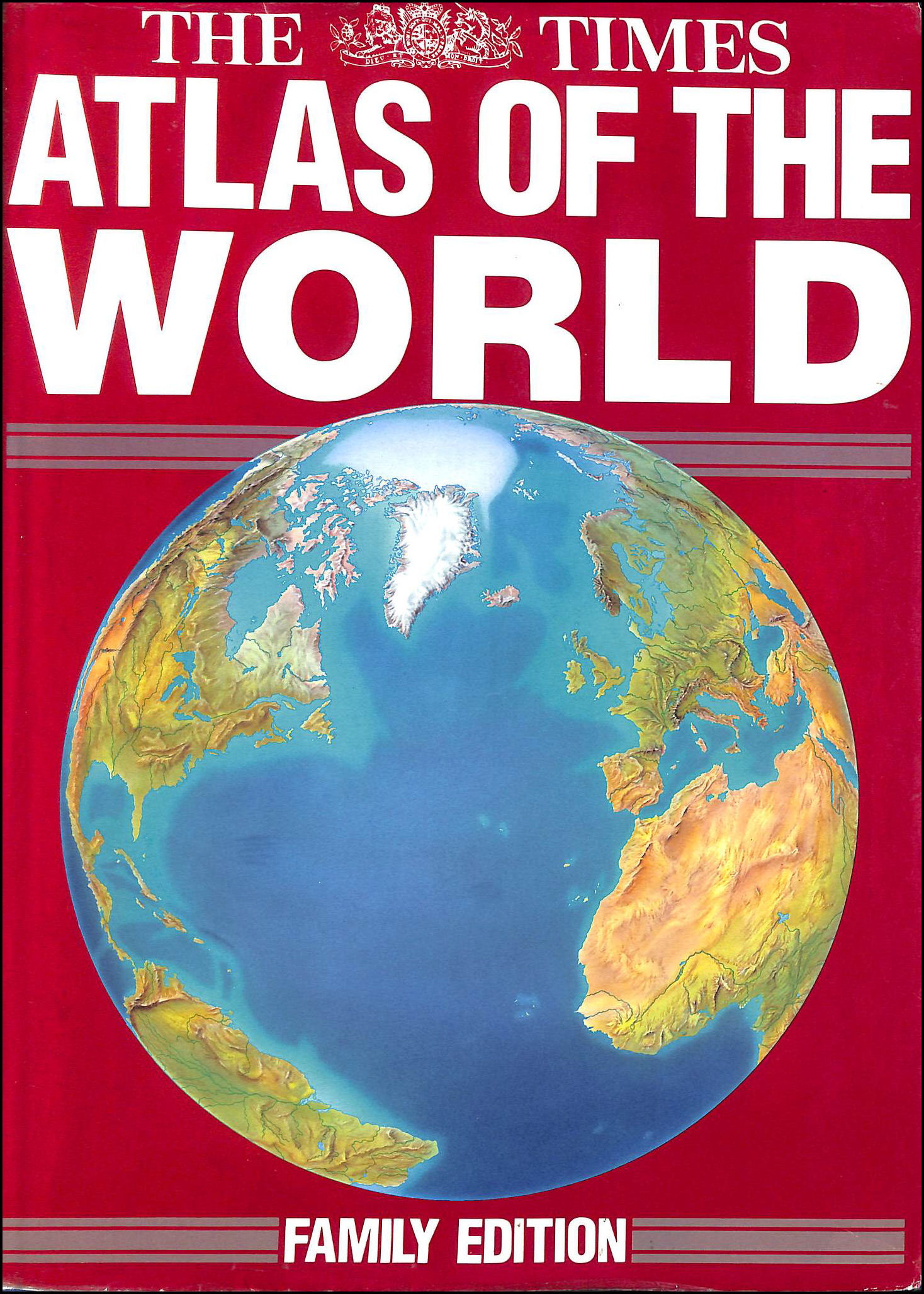 """Image for """"Times"""" Atlas of the World"""