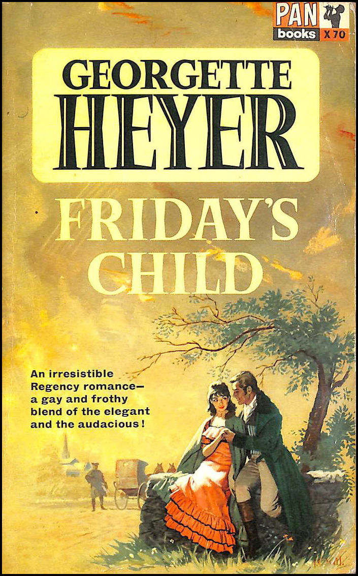 Image for Friday'S Child