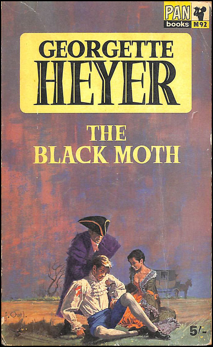 Image for The black moth