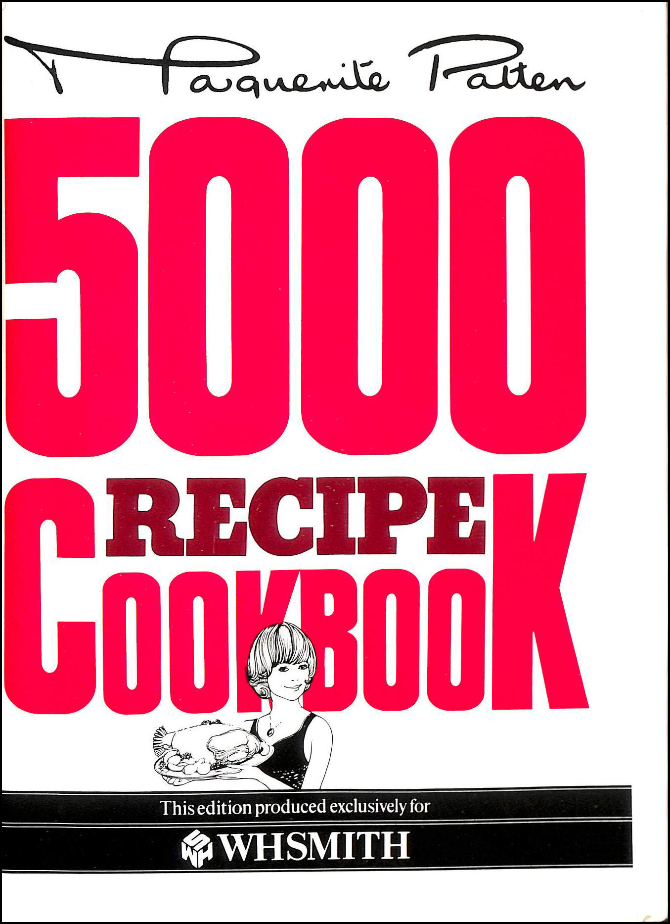 Image for 5000 Recipe Cookbook
