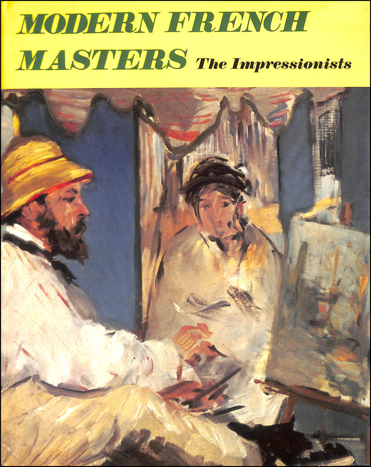 Image for Modern French Masters: The Impressionists