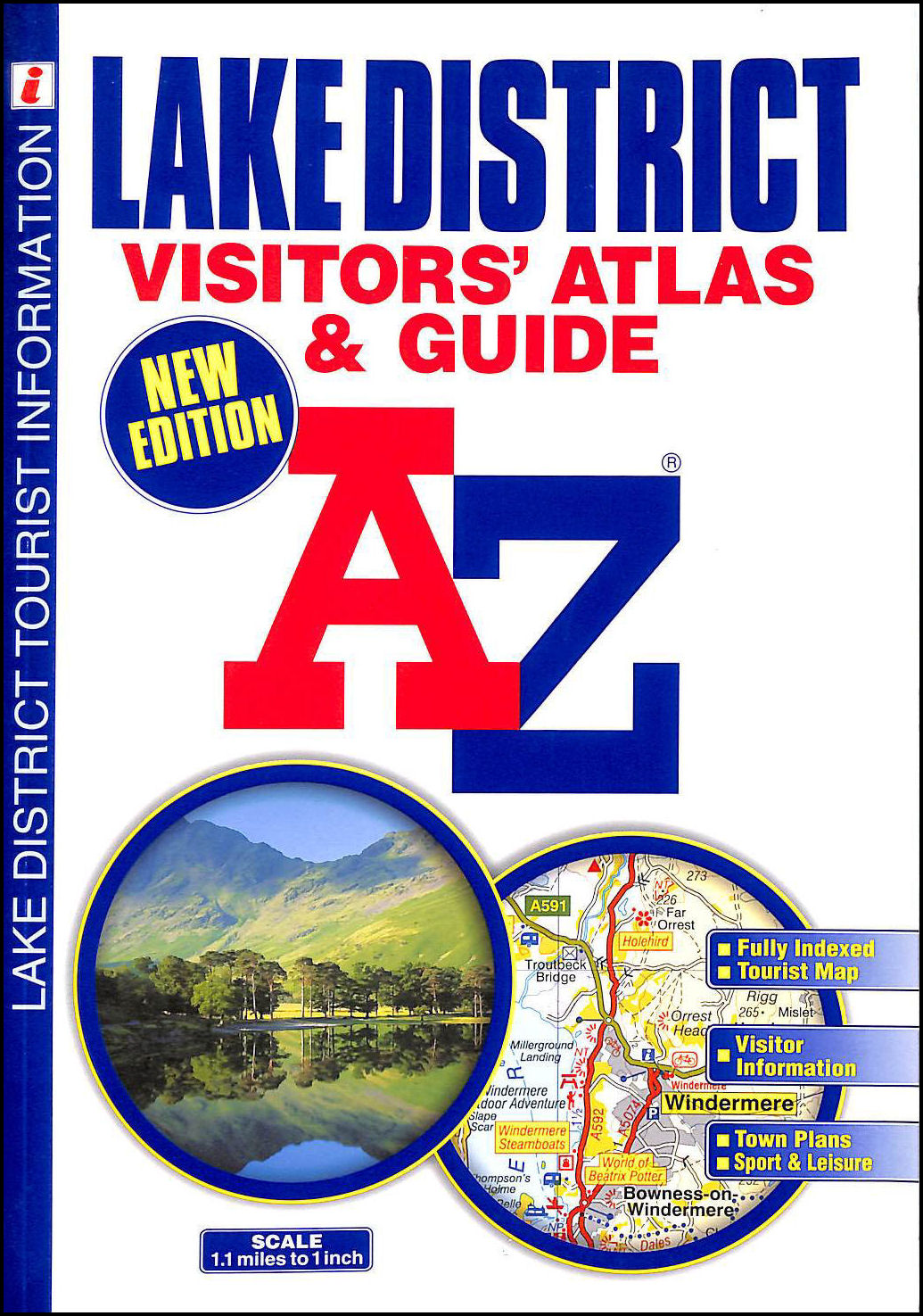 Image for Lake District Visitors' Atlas and Guide