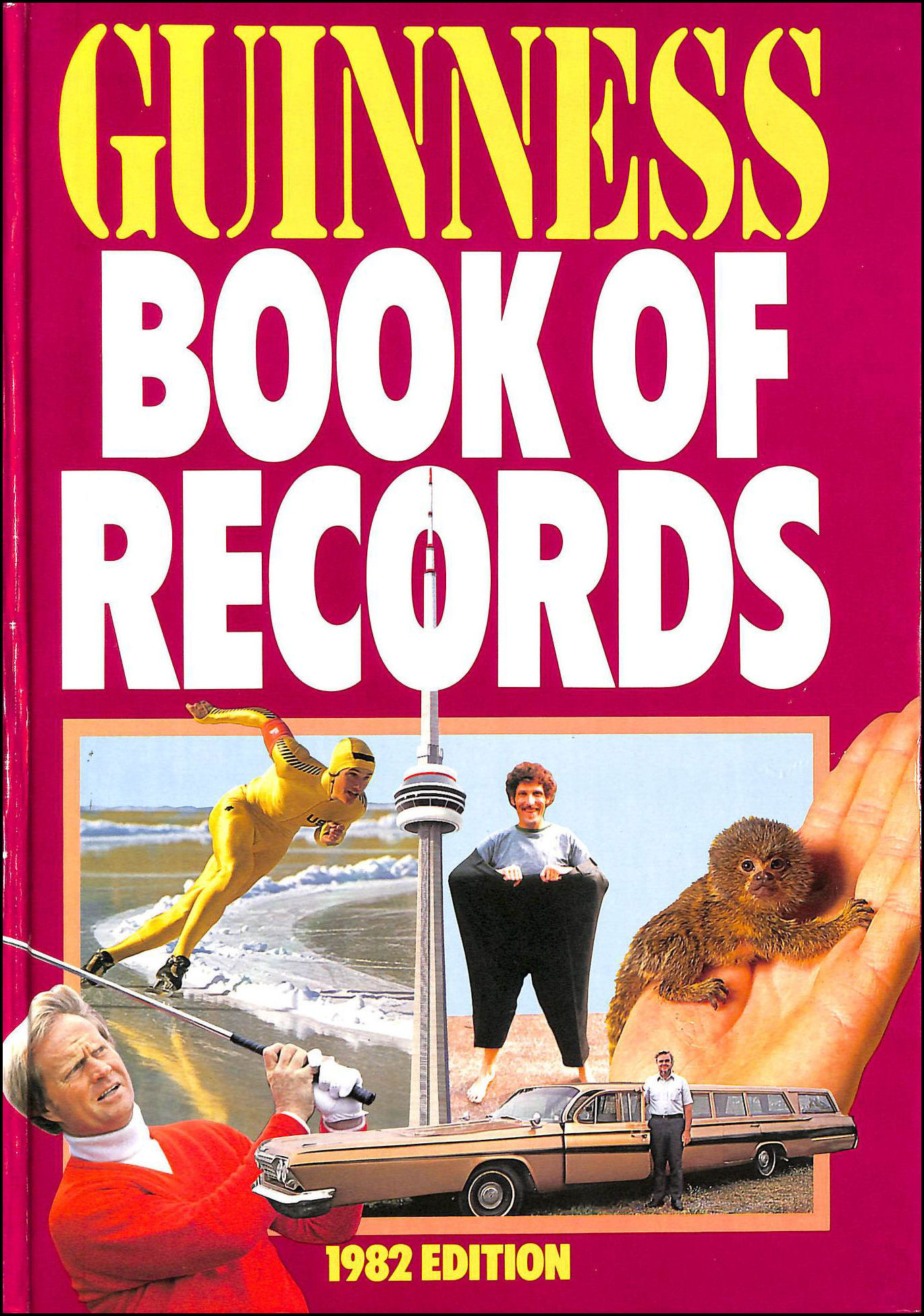 Image for Guinness Book of Records: 1982 Edition
