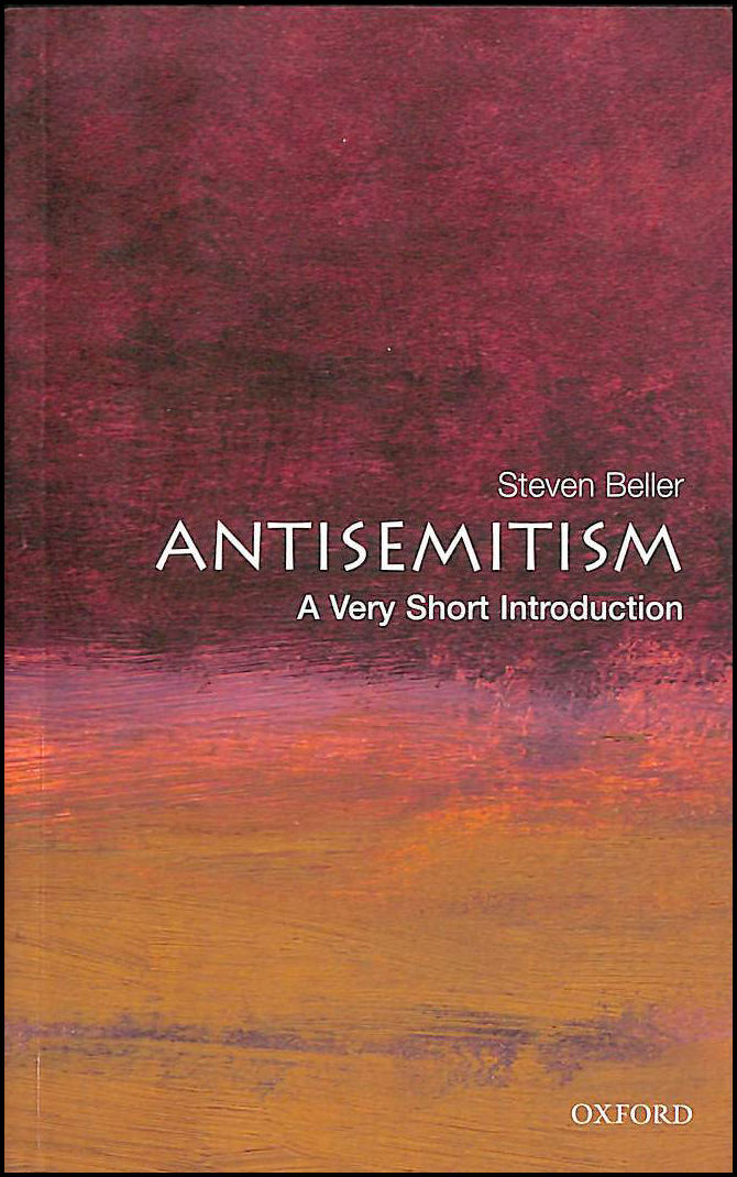 Image for Antisemitism: A Very Short Introduction (Very Short Introductions)
