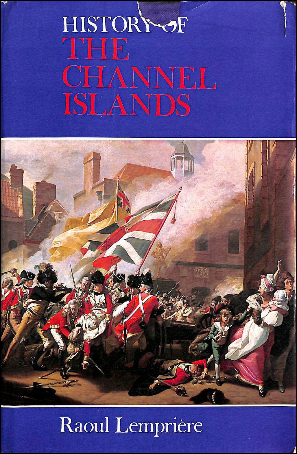 Image for History of the Channel Islands