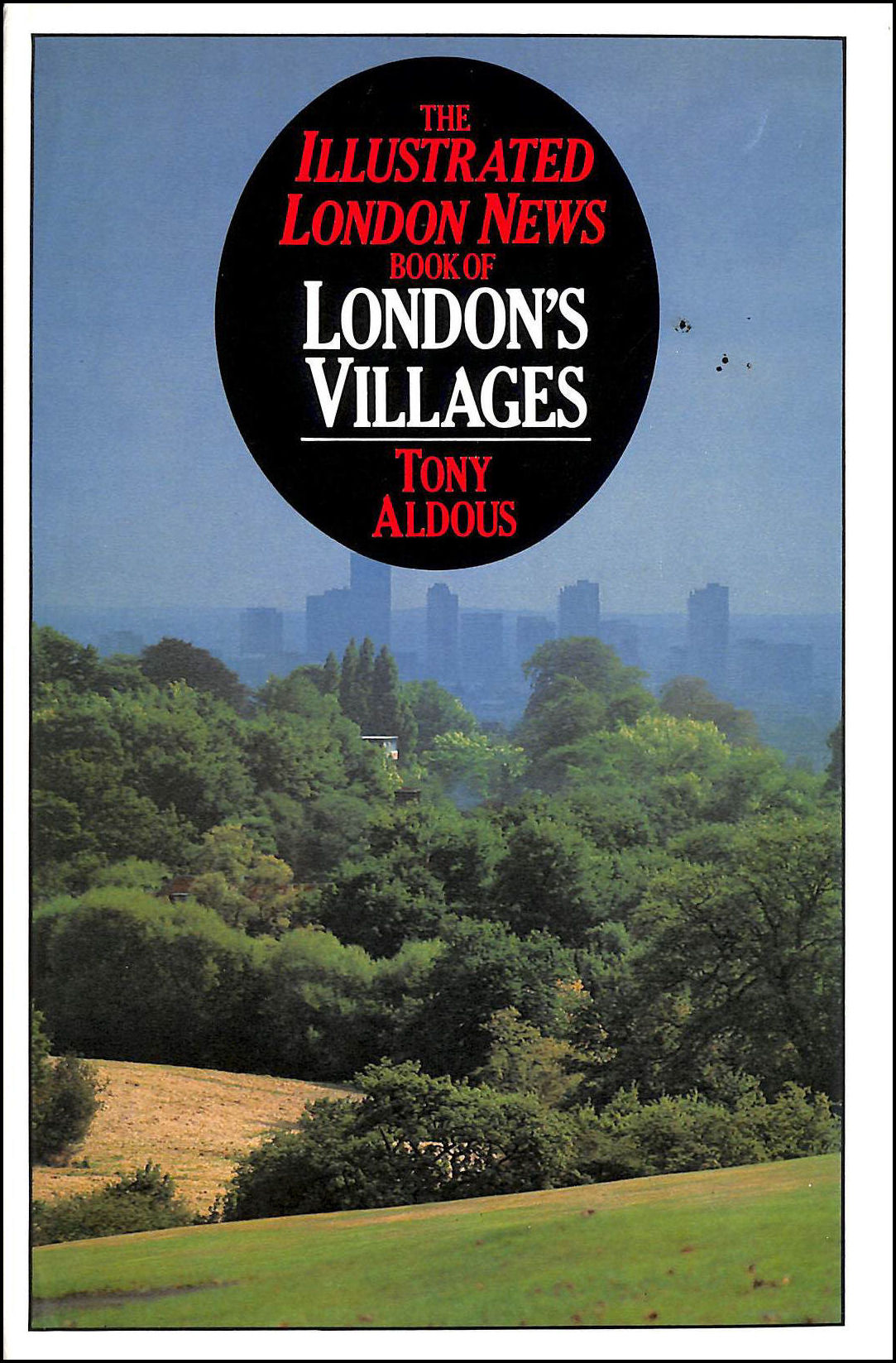 Image for The Illustrated London News Book of London's Villages