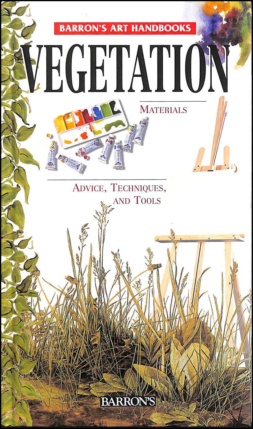 Image for Vegetation (Barron's Art Handbooks)