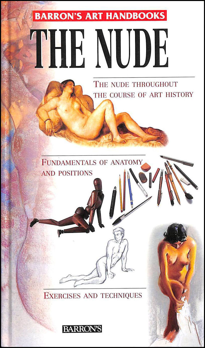 Image for The Nude: Barron's Art Handbooks