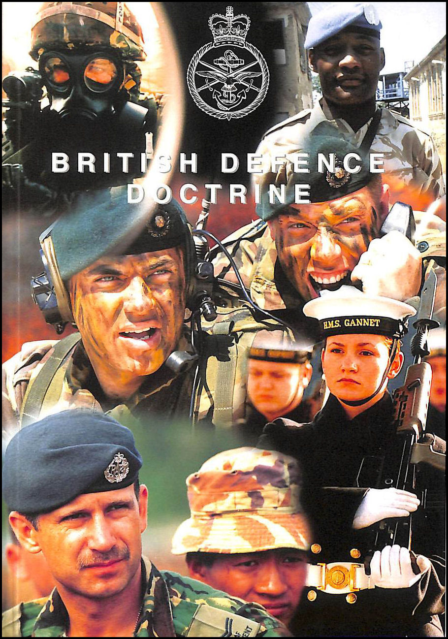Image for British Defence Doctrine