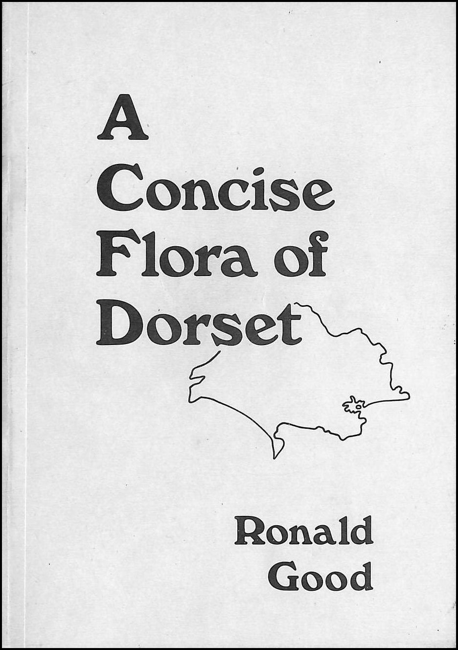 Image for Concise Flora of Dorset