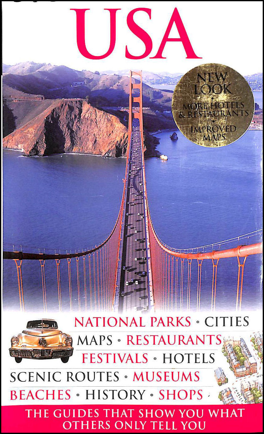 Image for DK Eyewitness Travel Guide: USA