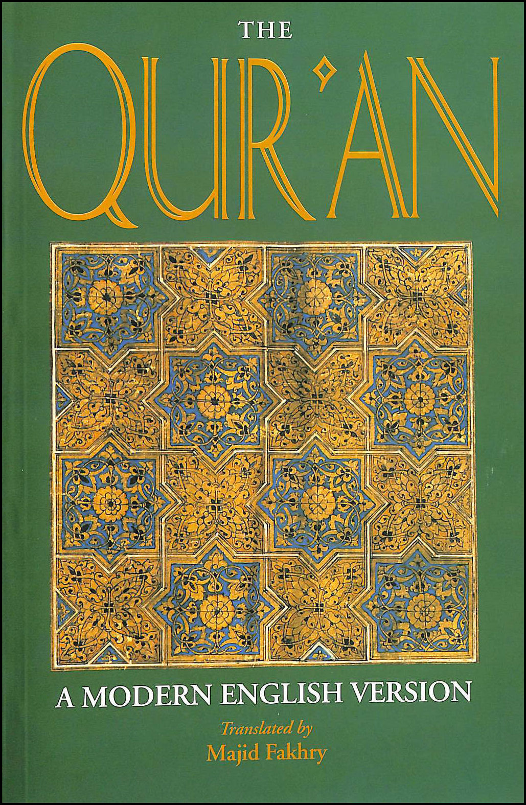 Image for The Qu'ran: An English Version: Modern English Version