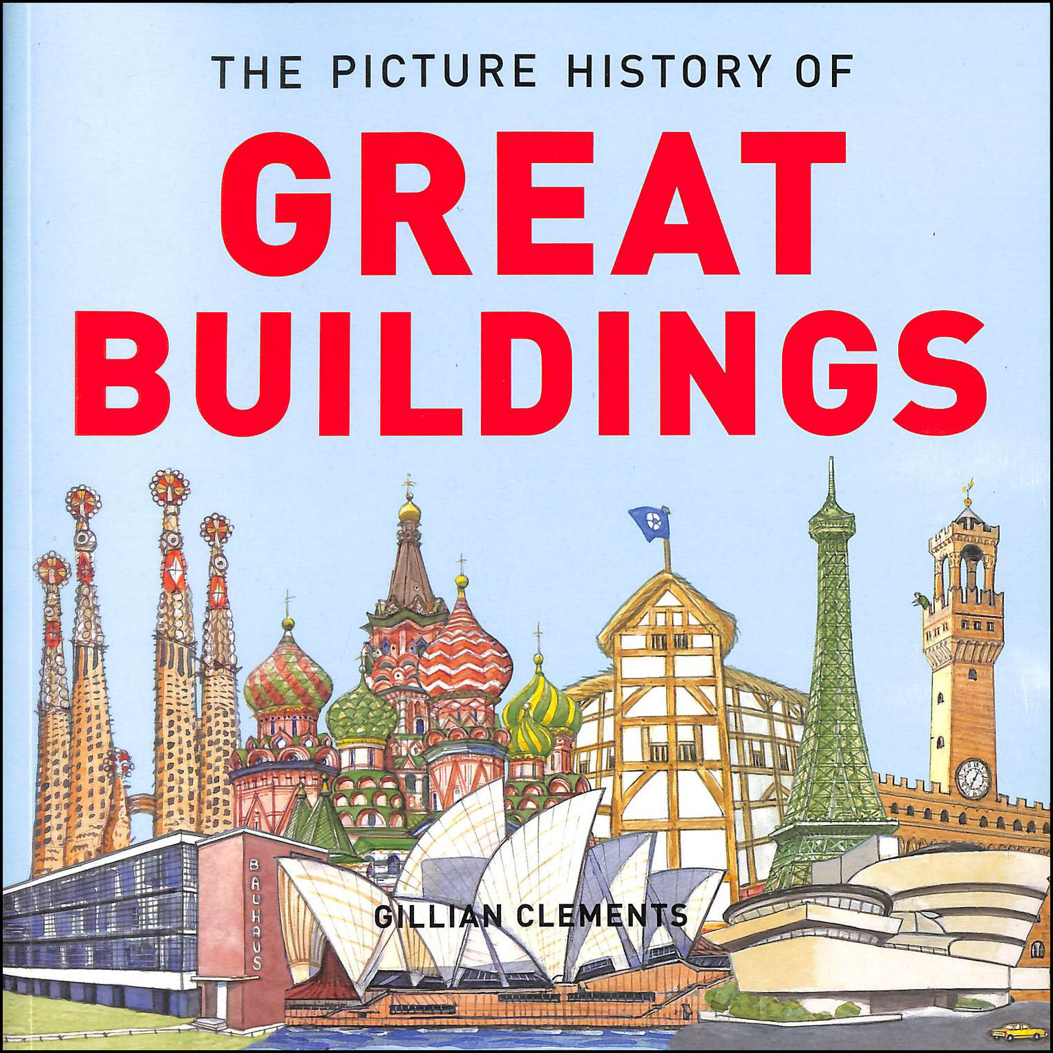 Image for The Picture History of Great Buildings