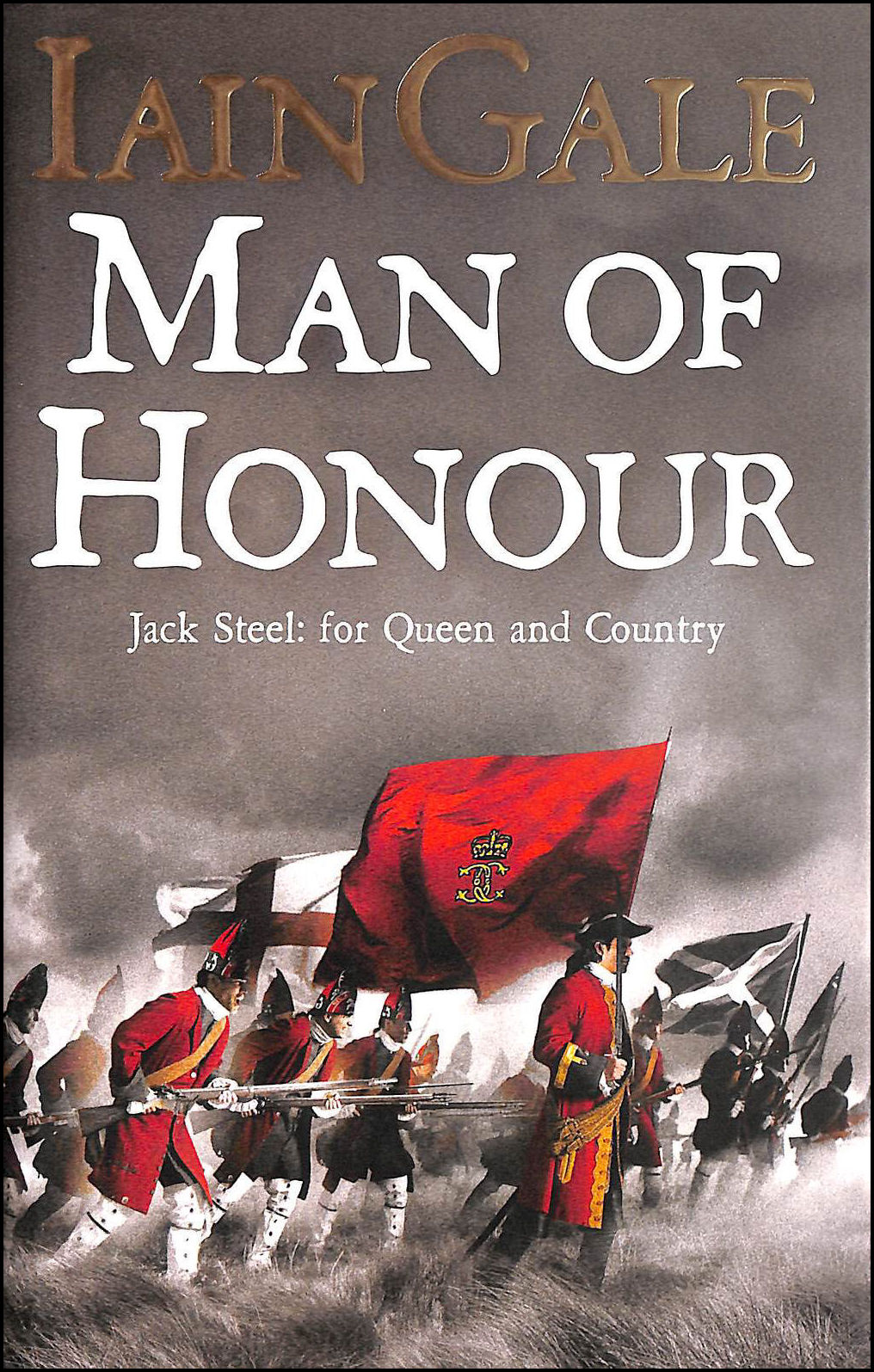 Image for Man of Honour (Jack Steel 1)