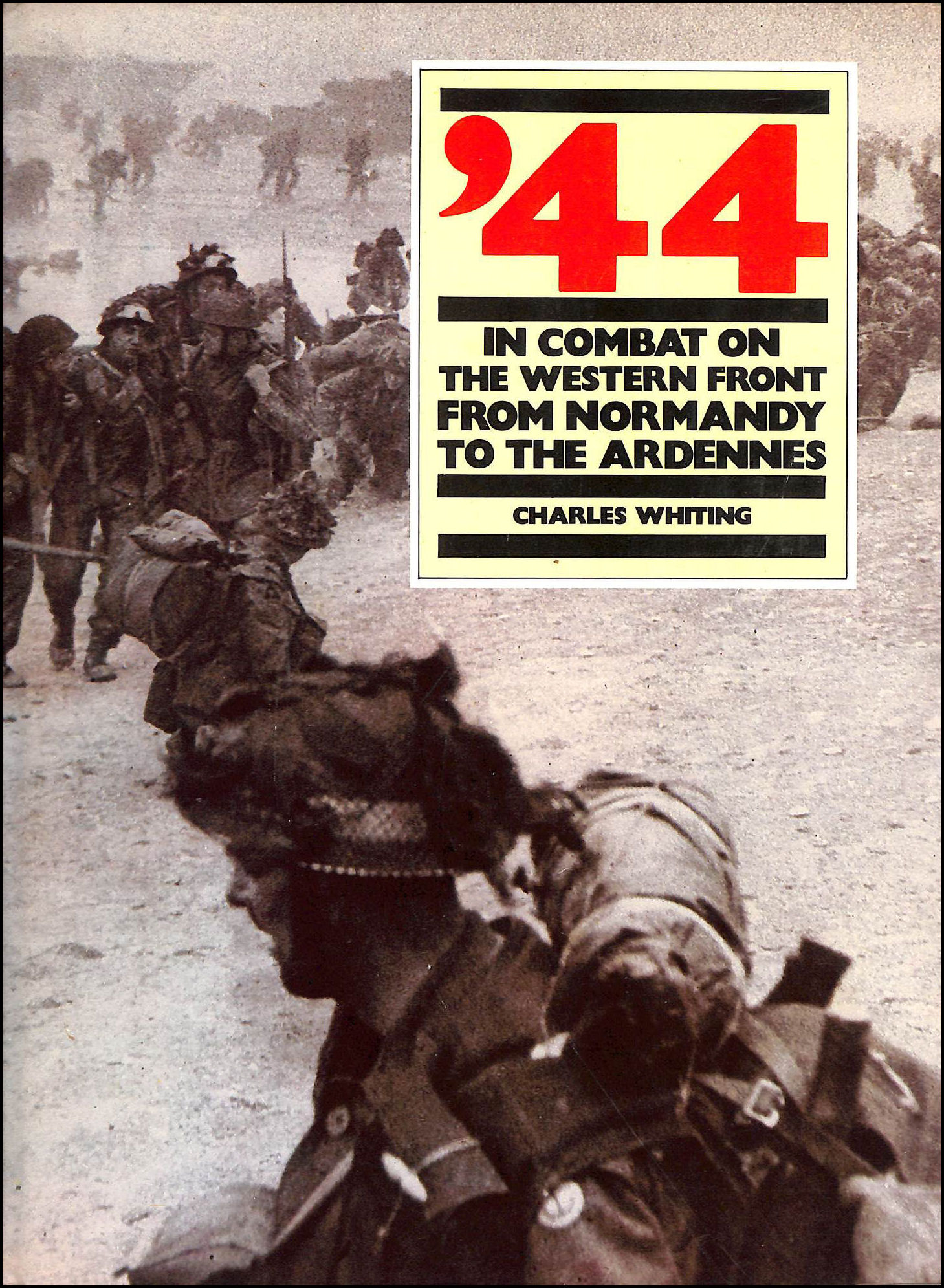 Image for '44. In Combat on the Western Front from Normandy to the Ardennes