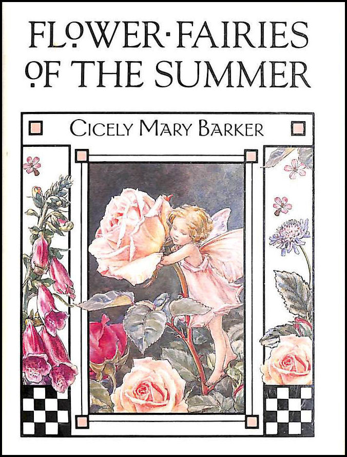 Flower Fairies of the Summer, Barker, Cicely Mary; Barker, Cicely Mary [Illustrator]