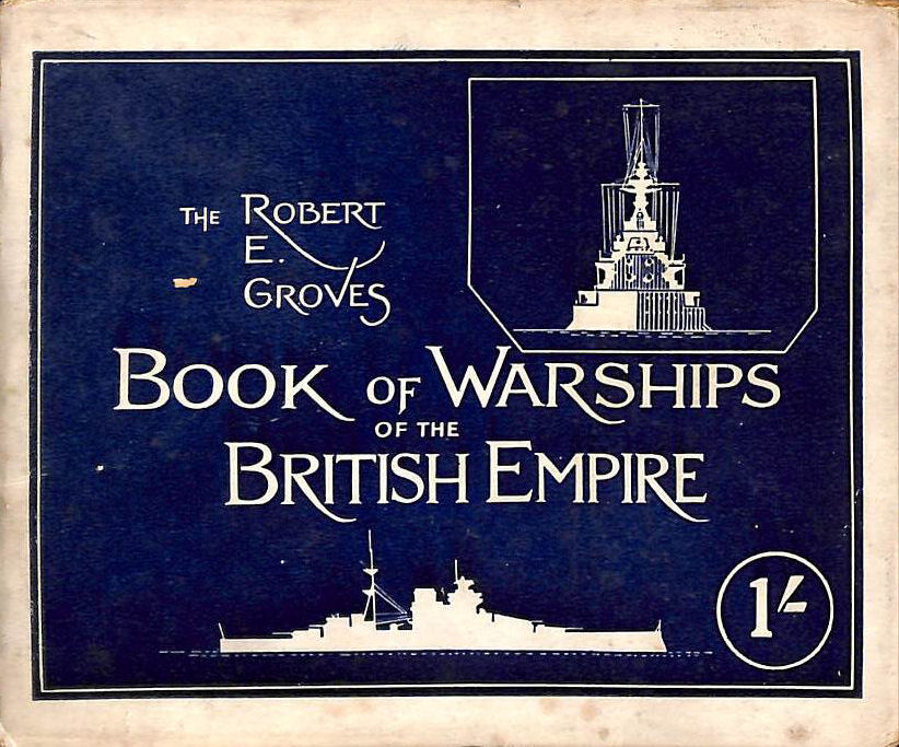 Image for Book Of Warships Of The British Empire