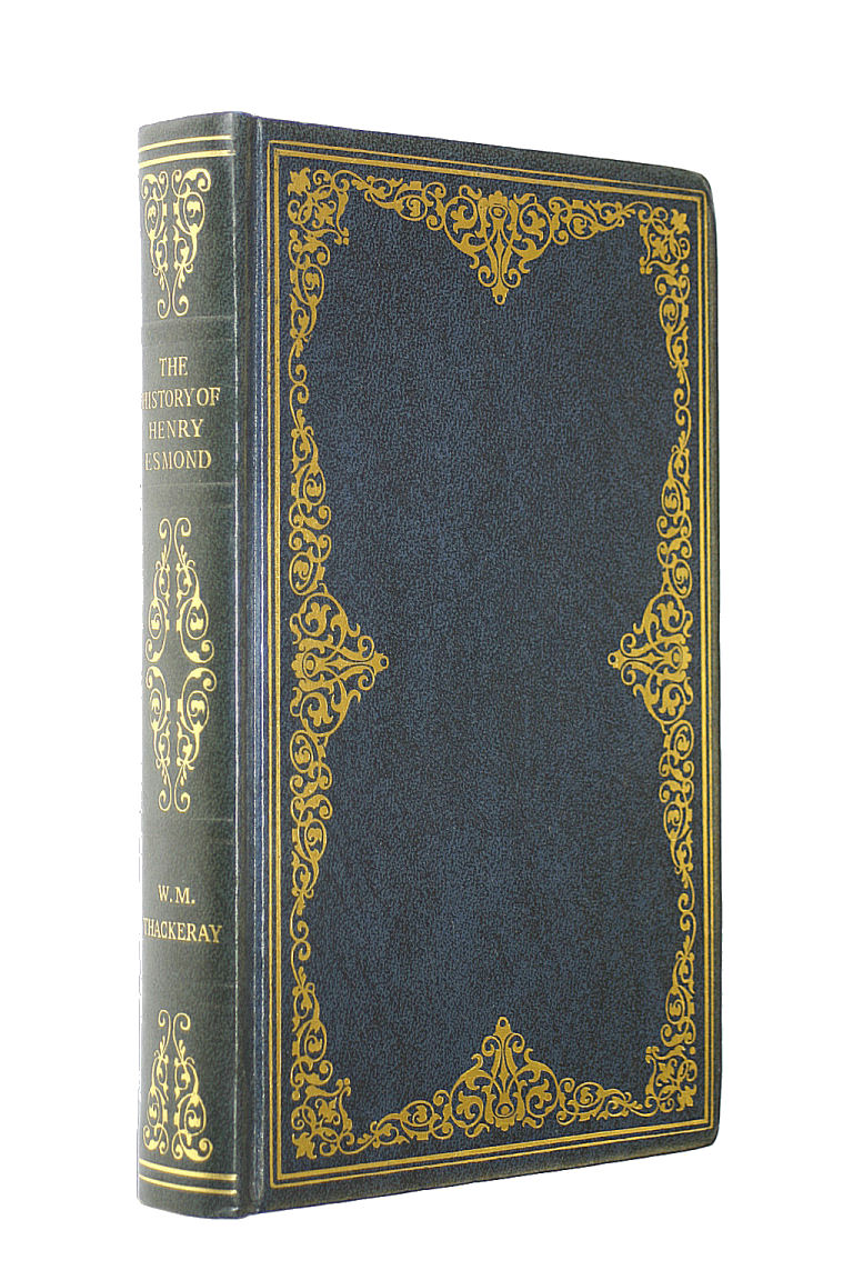 The History of Henry Esmond. Heron Literary Heritage Collection, W. M. Thackeray