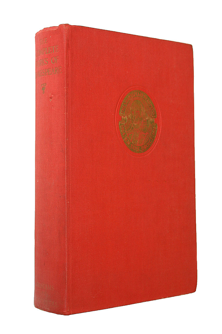 The Works of William Shakespeare: Gathered into One Volume, William Shakespeare