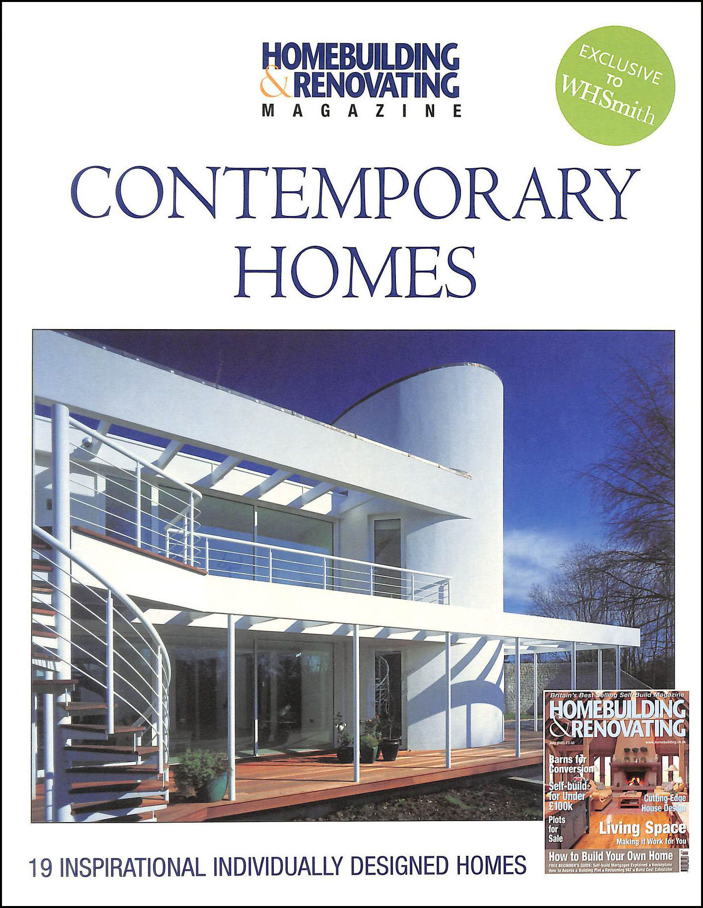 Image for Contemporary Homes - 19 Inspirational Individually Designed Homes