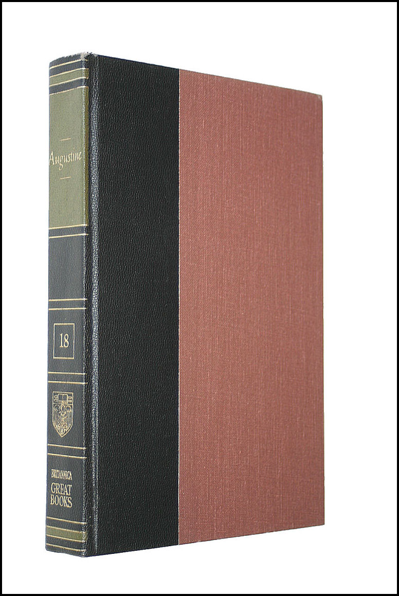 Image for Great Books of the Western World Volume 18: Augustine