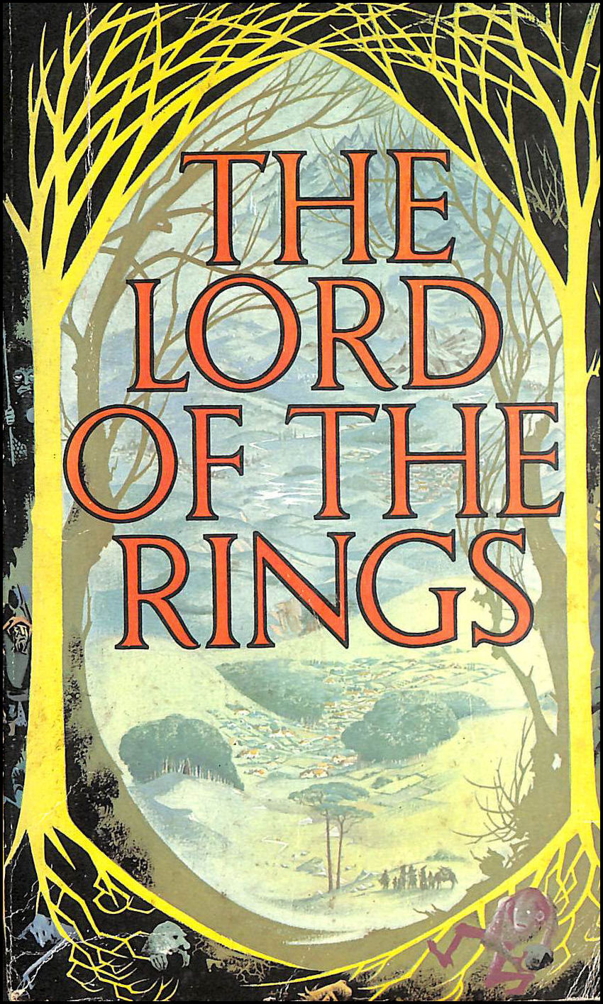 Lord of the Rings, Tolkien, J. R. R.