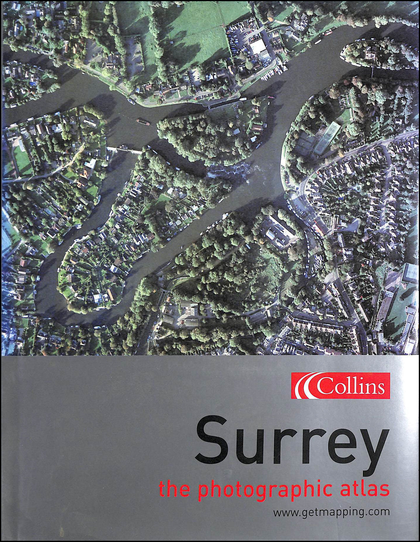 Image for Surrey: The Photographic Atlas (Getmapping)