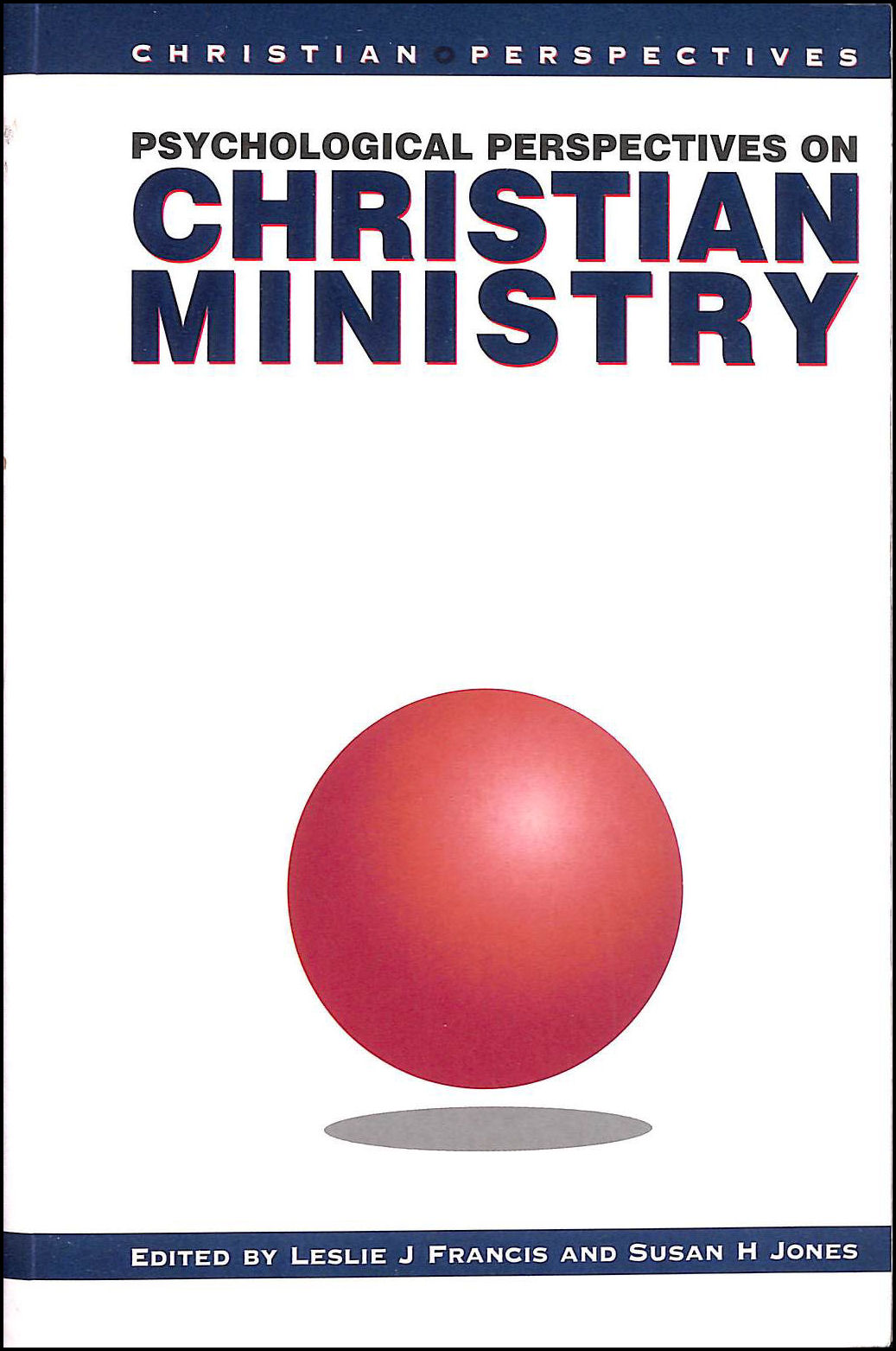 Image for Psychological Perspectives on Christian Ministry (Christian perspectives)