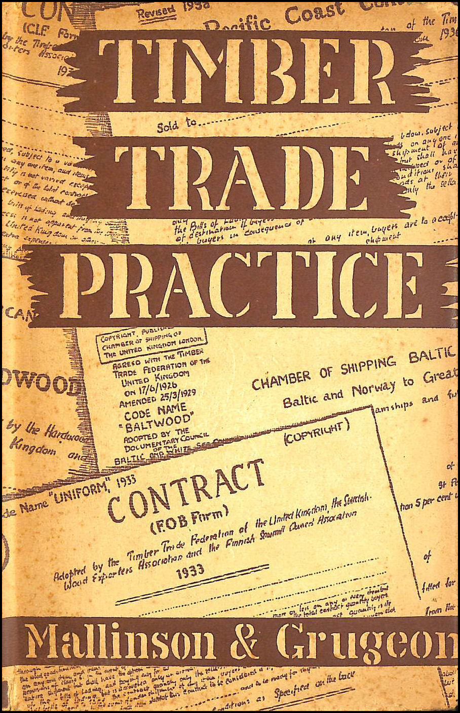 Image for Timber Trade Practice