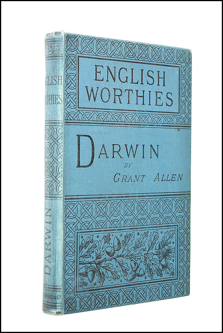 Charles Darwin (English Worthies), Grant Allen