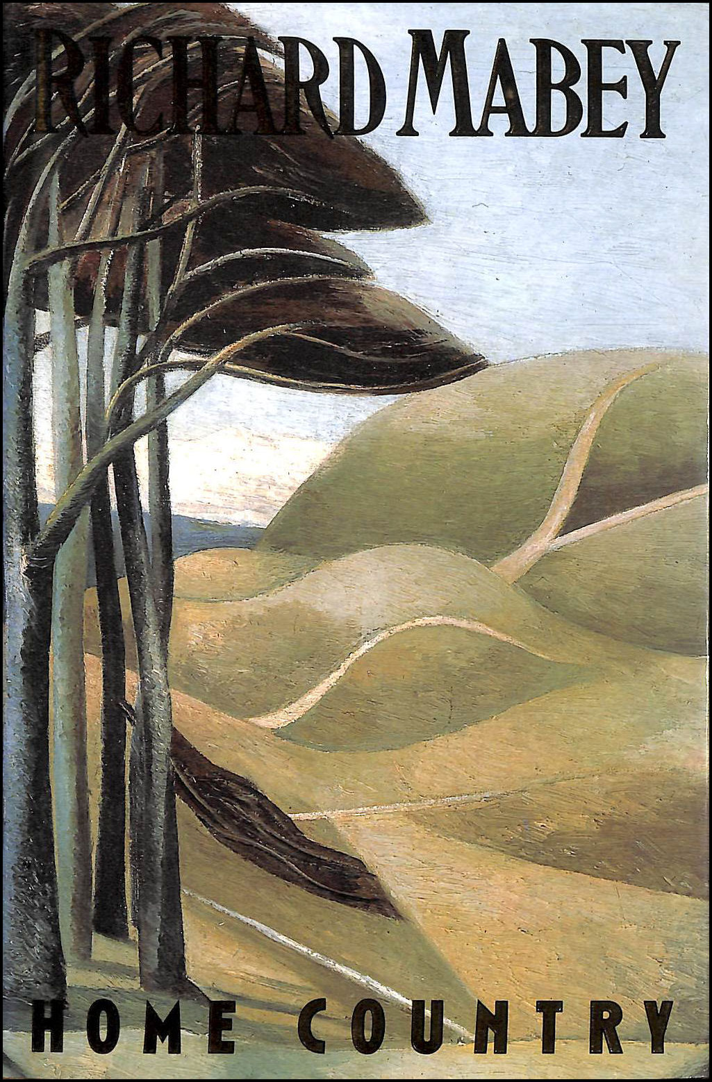 Home Country, Richard Mabey; Paul Nash [Illustrator]; Andrew Motion [Introduction];