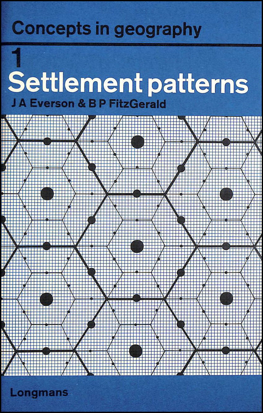 Image for Settlement Patterns (Concepts in Geography)