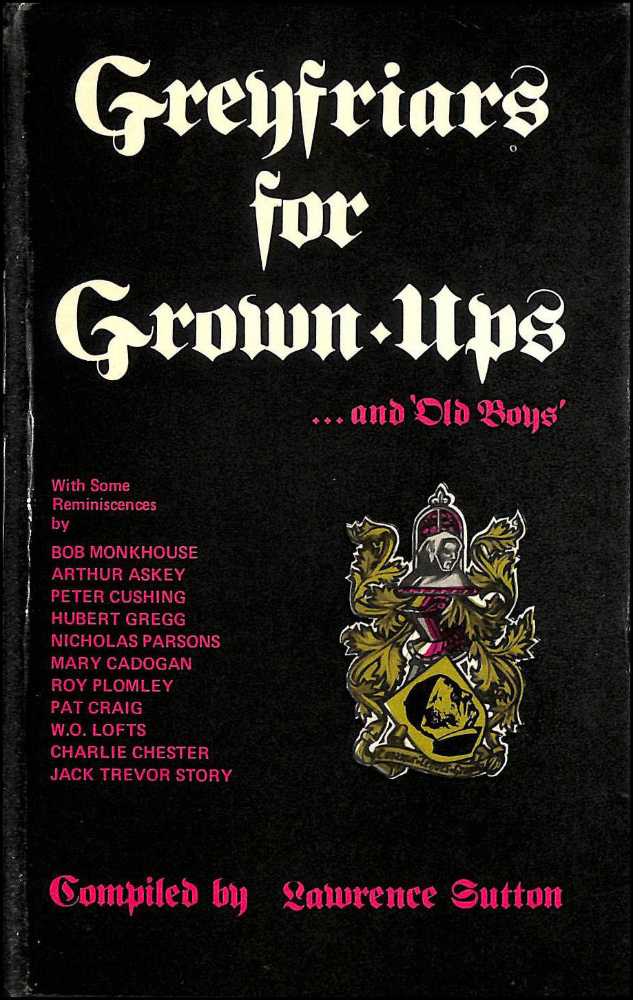 Image for Greyfriars for Grown-ups