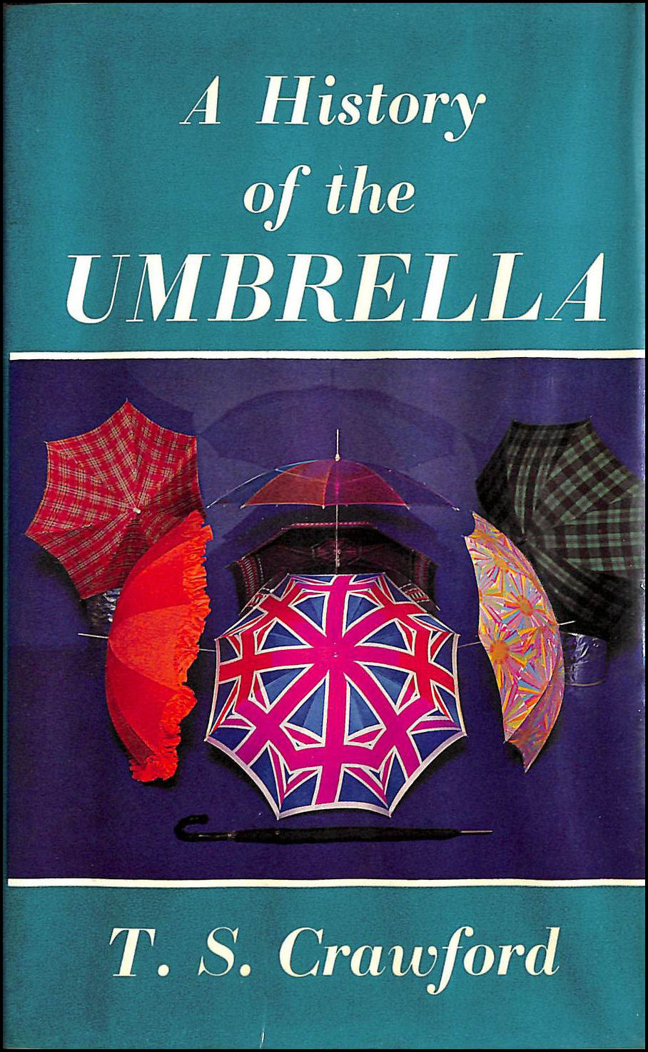 History of the Umbrella, Crawford, T.S.