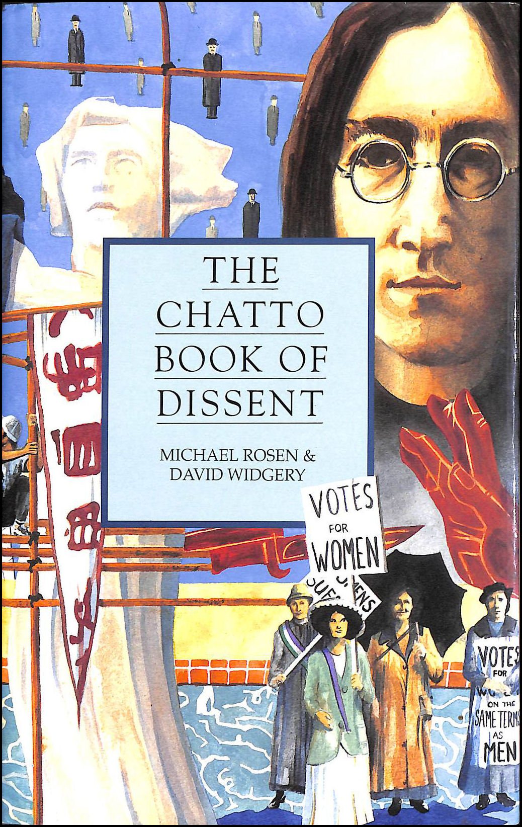 Image for The Chatto Book of Dissent
