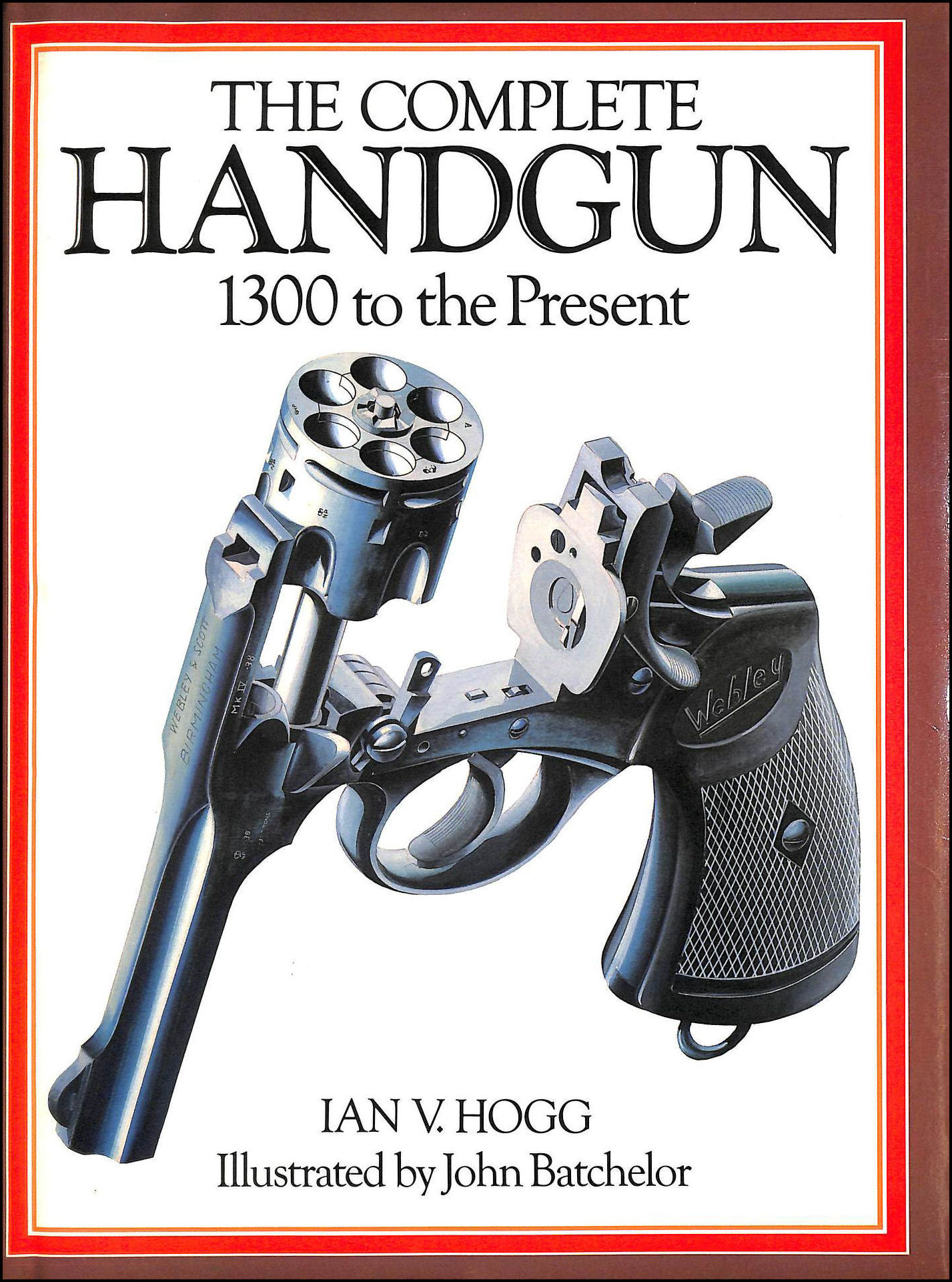 Image for Complete Handgun: 1300 to the Present