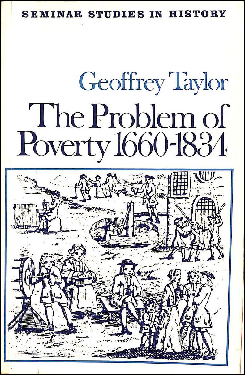 Image for The Problem of Poverty 1660-1834