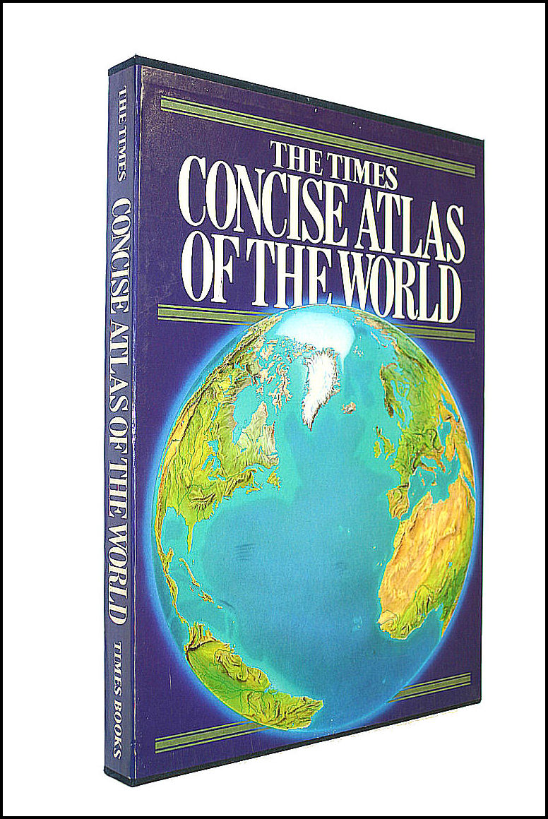 Image for Times Concise Atlas of the World