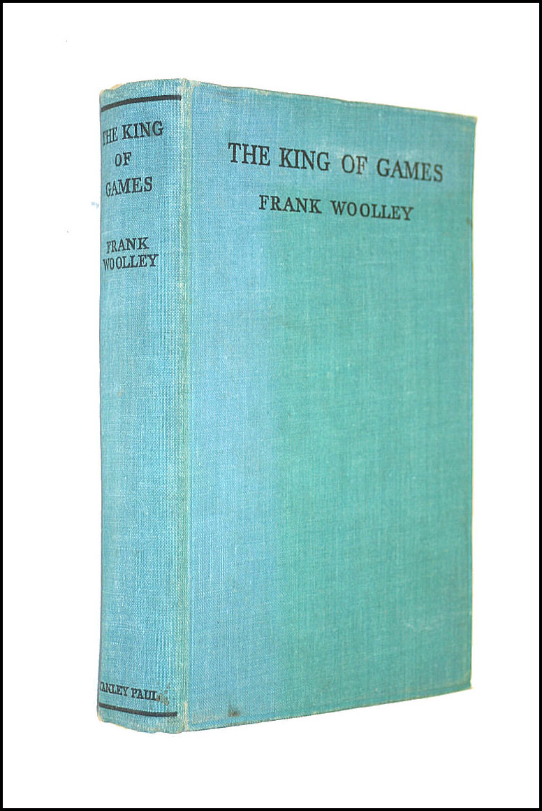 The King of Games, Woolley, Frank