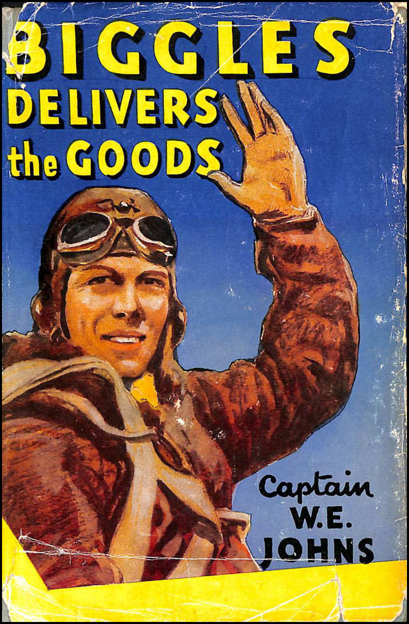 Image for Biggles delivers the Goods