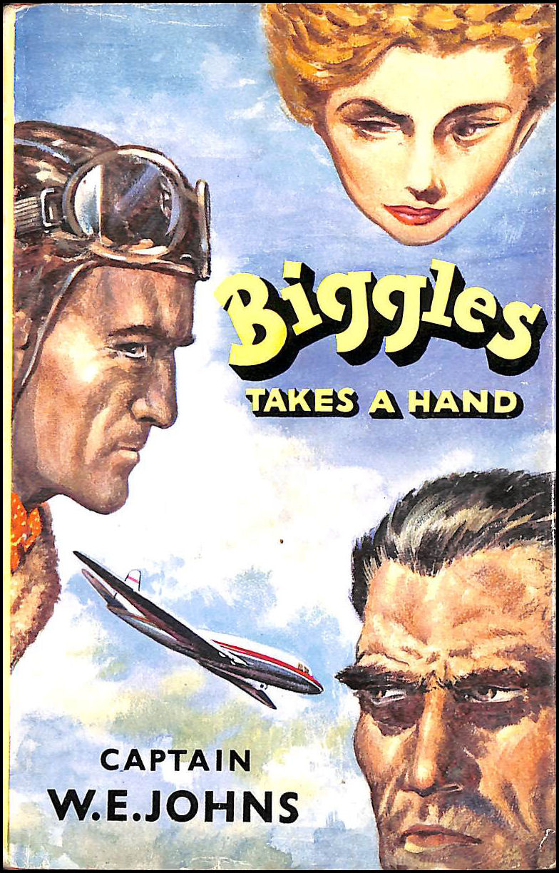 Image for Biggles takes a Hand