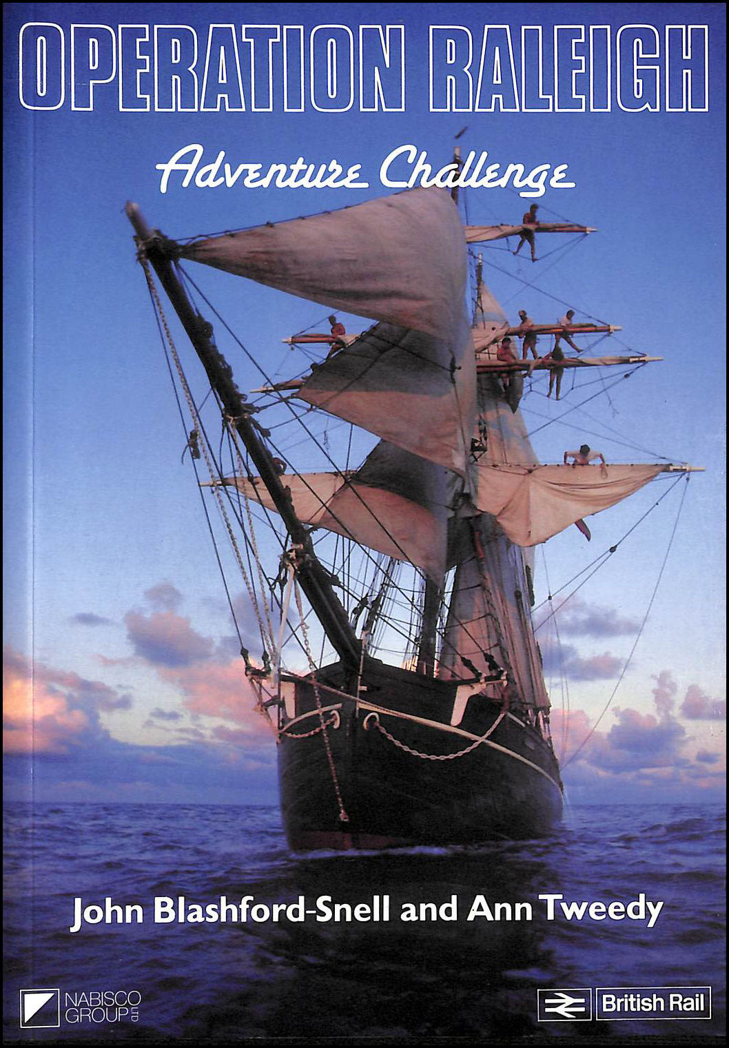 Image for Operation Raleigh - Adventure Challenge