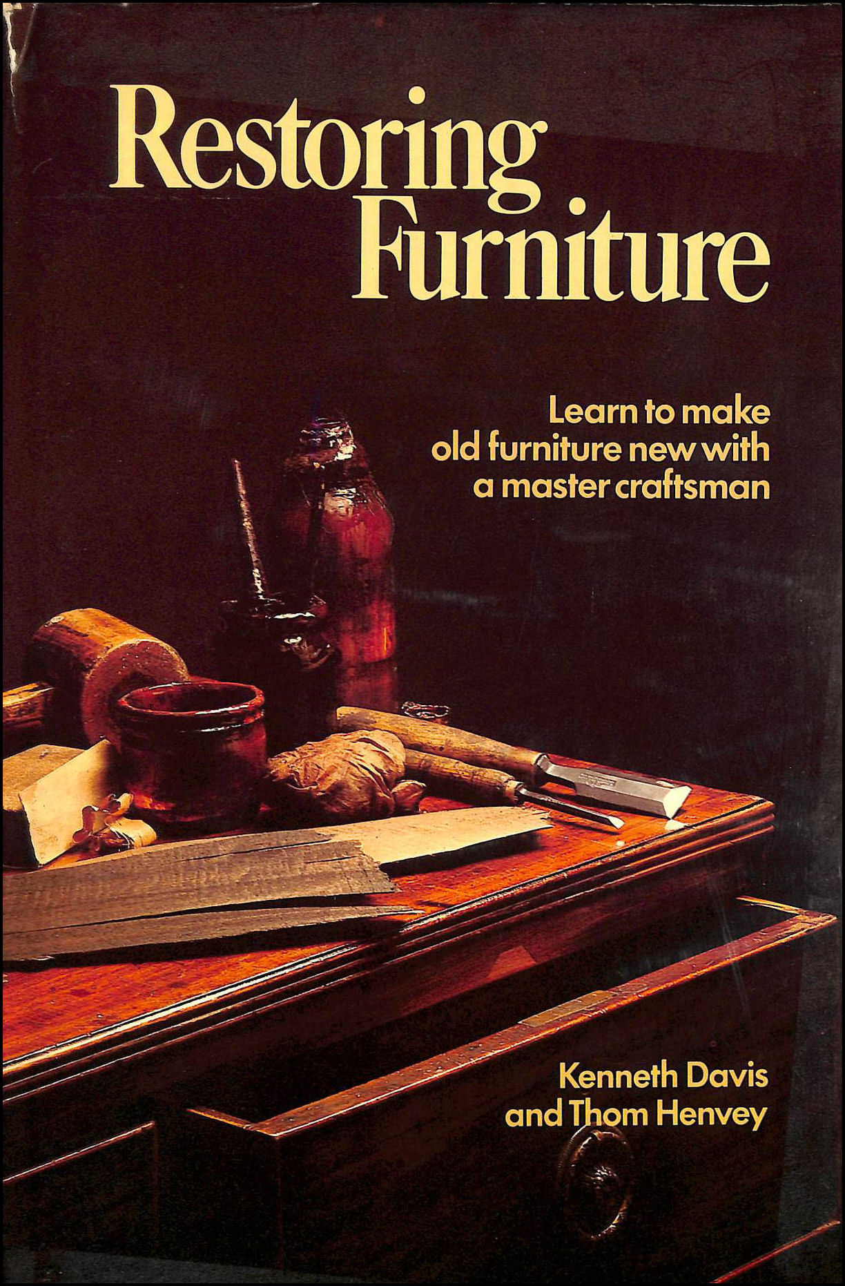 Image for Restoring Furniture