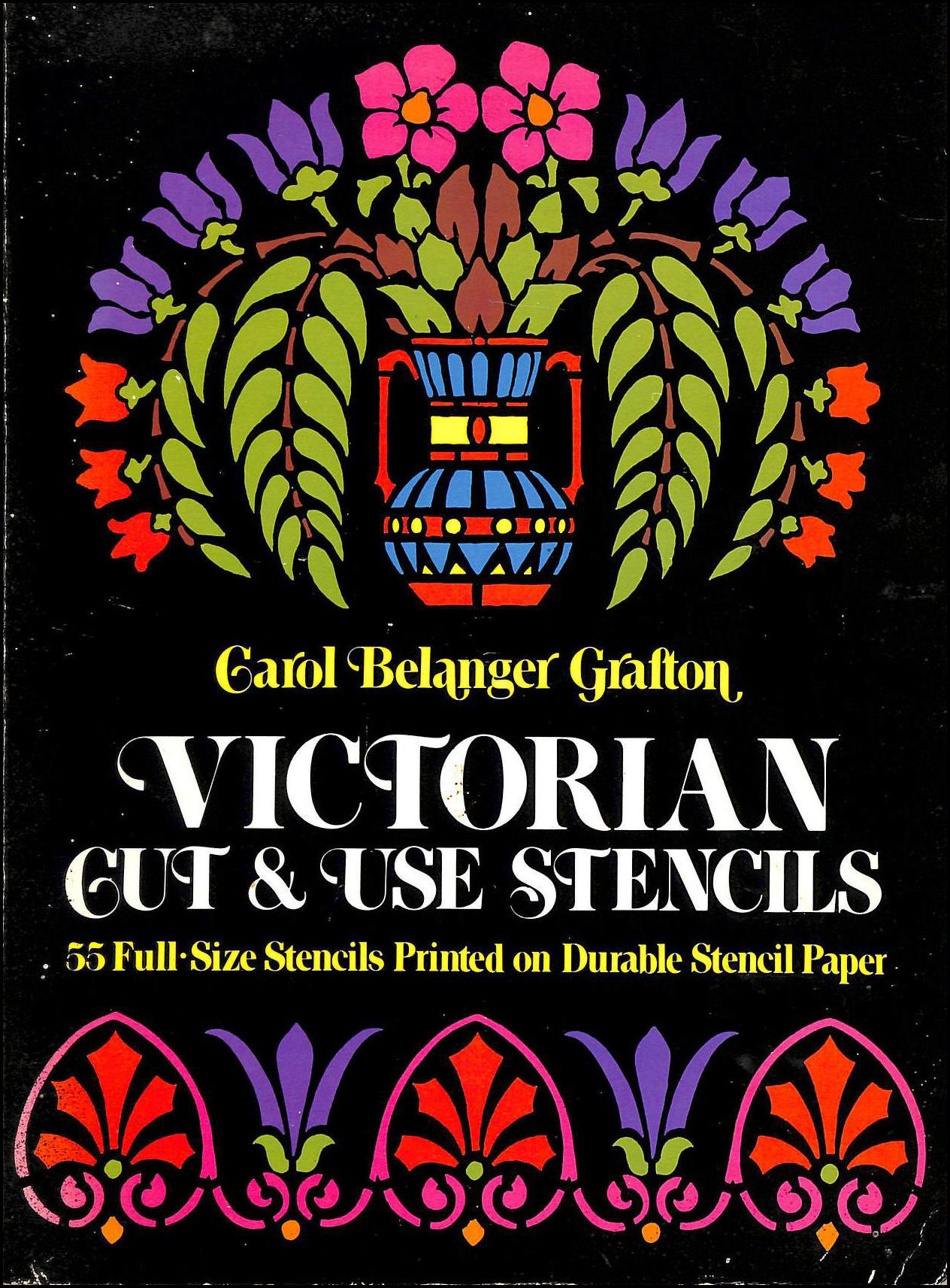 Image for Victorian Cut and Use Stencils