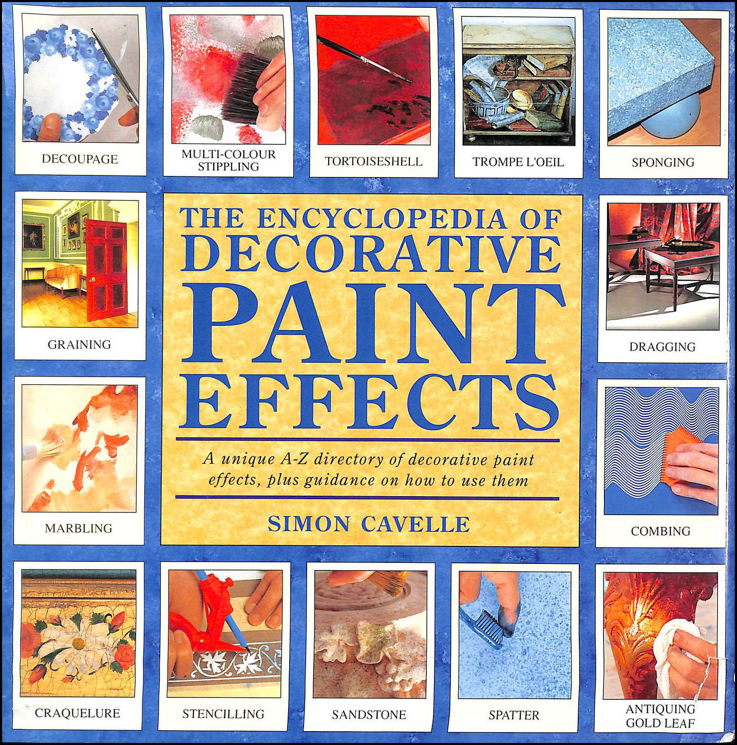 Image for The Encyclopedia of Decorative Paint Effects