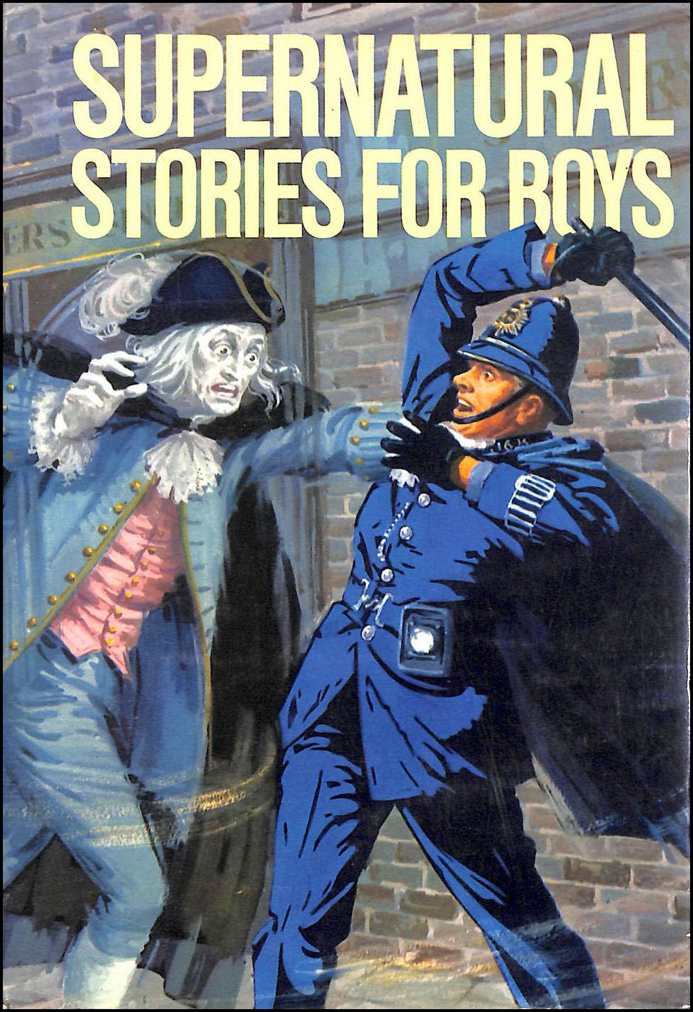 Supernatural Stories for Boys, Pope, Henry; etc.