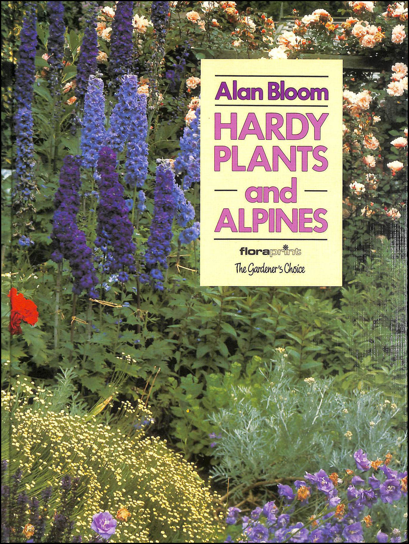 Image for Hardy Plants and Alpines (Floraprint)