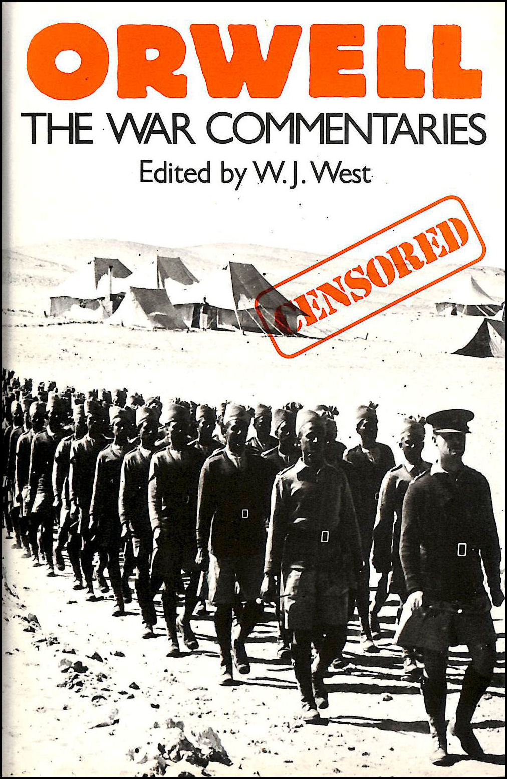 Image for The War Commentaries