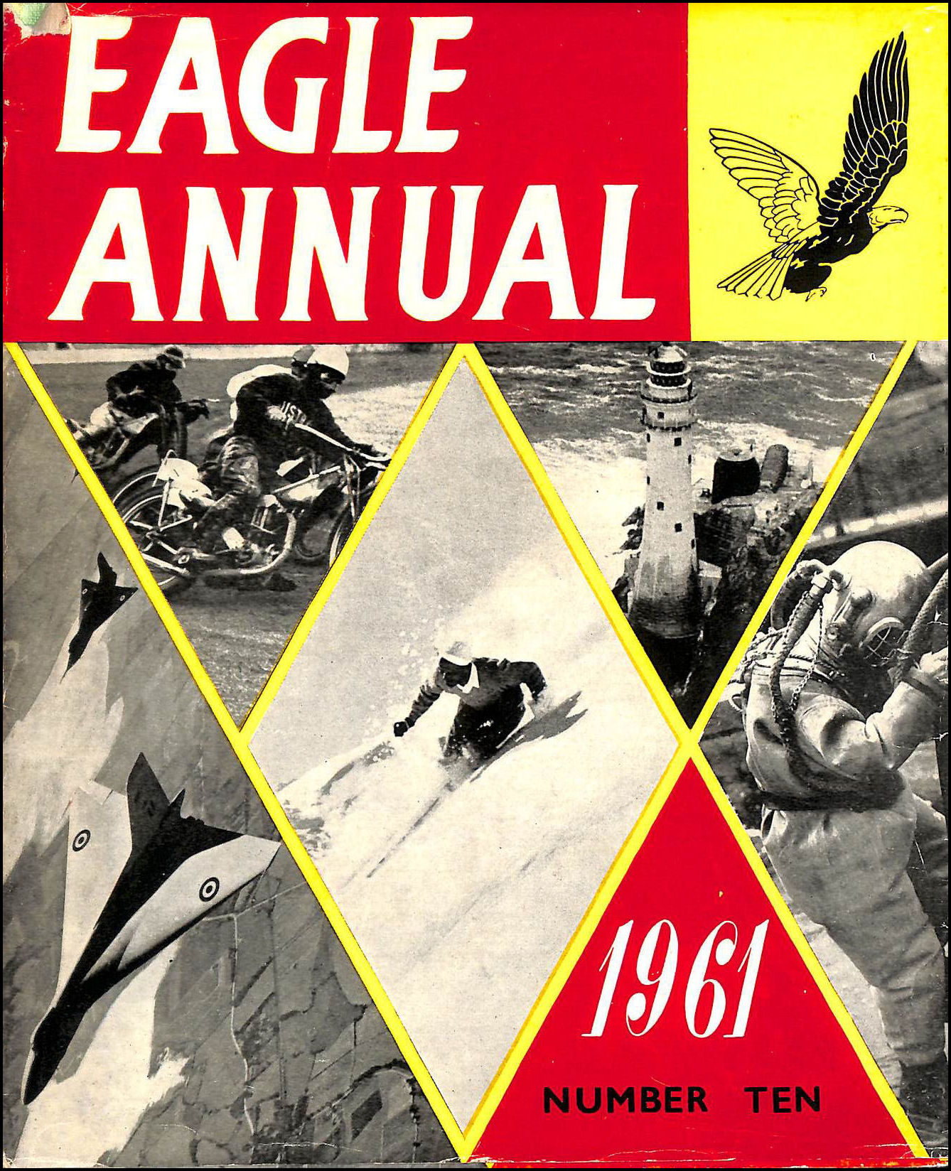 Image for Eagle Annual Number 10 1961
