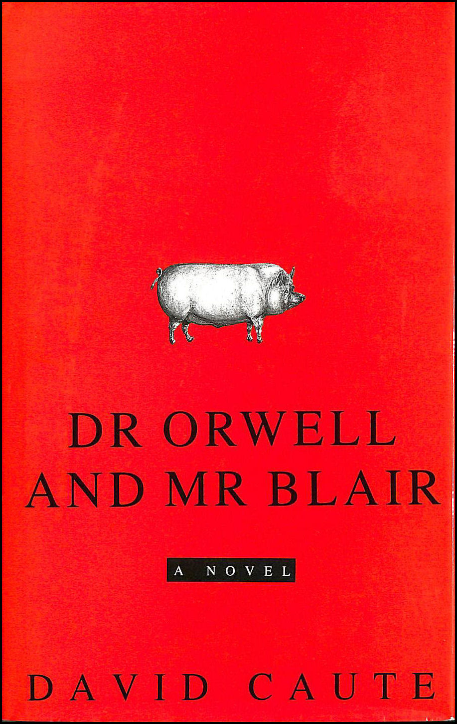 Image for Dr. Orwell and Mr. Blair